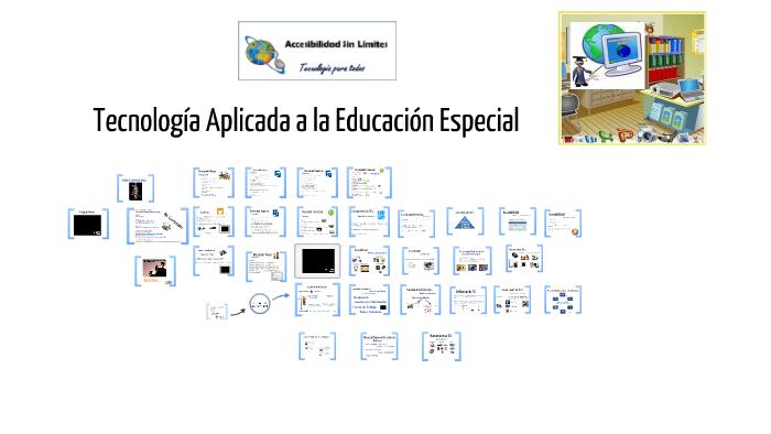 Tecnología Aplicada A La Educación Especial By Ingrid Francis Figueroa