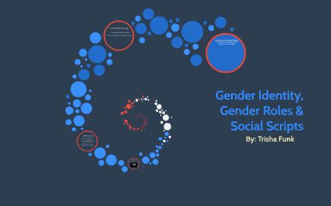 Gender Identity, Gender Roles & Social Scripts by Trisha