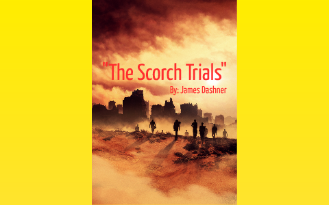 The Scorch Trials Back Cover