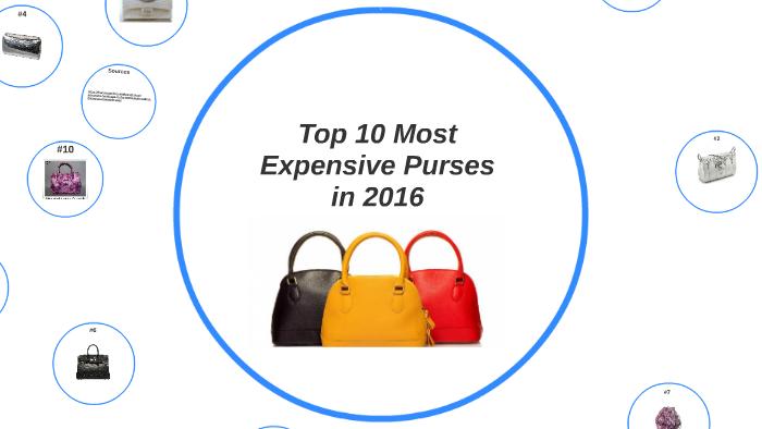da845bcccac3 Top 10 Most Expensive Purses in 2016 by Brooklyn Friesen on Prezi