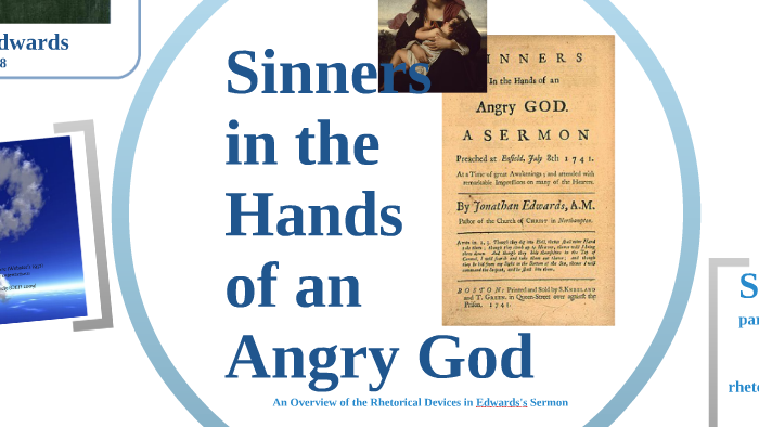 sinners in the hands of an angry god short summary