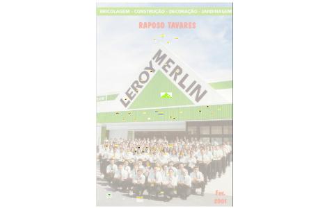 Programa Jovens Profissionais Leroy Merlin By Karina
