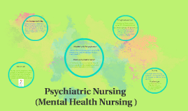 Free Powerpoint Templates For Psychiatric Nursing Education