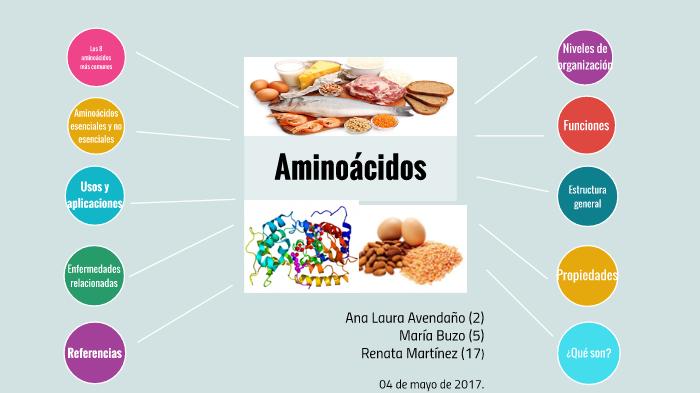 Aminoácidos By Ana Laura Avendaño R On Prezi Next