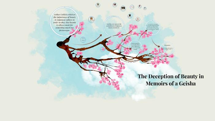 Memoirs of a geisha deception