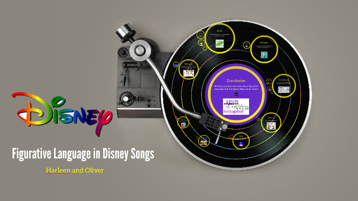 Figurative Language in Disney Songs by Oliver Tang on Prezi