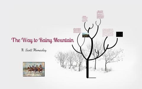 The Way To Rainy Mountain By Aris Moya On Prezi
