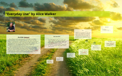 everyday use by alice walker characters