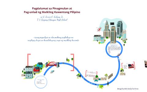 Pagdalumat sa Pinagmulan at Pag-unlad ng Maikling Kuwentong