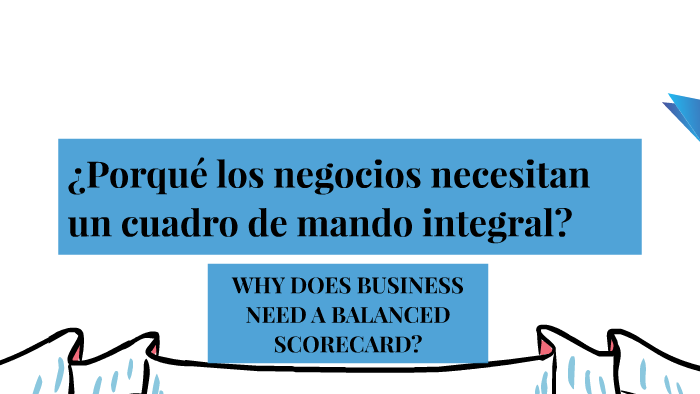 Balanced Scorecard By Tania Ruelas On Prezi