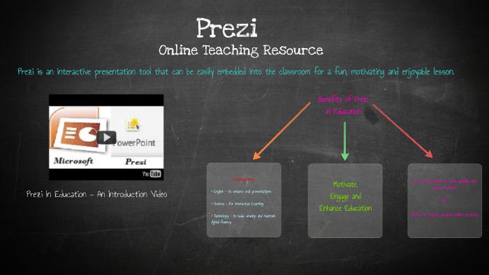Prezi - Online Teaching Resource by Rikki Goodie on Prezi