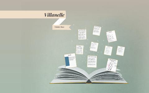 villanelle topics