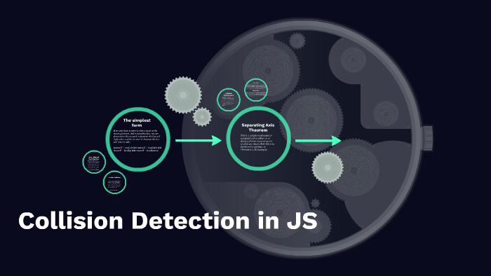 Collision Detection in JS by Joshua Marris on Prezi
