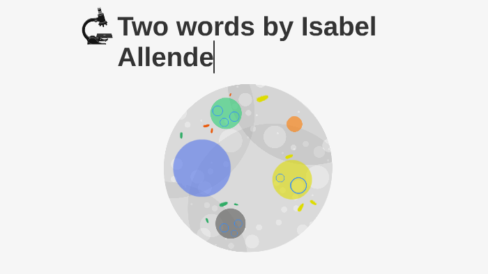 Two Words By Chiheb Bouzidi On Prezi