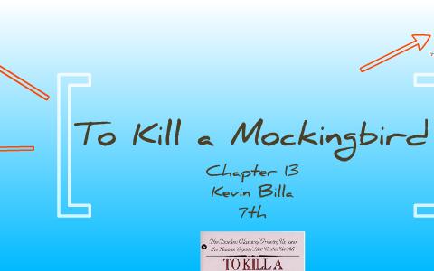 chapter 13 summary of to kill a mockingbird
