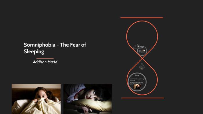 Somniphobia The Fear Of Sleeping By Addi Mudd