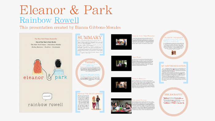 Eleanor Park By Bianca Gibbons Morales On Prezi
