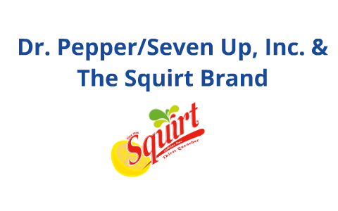 dr pepper 7up inc squirt brand case study