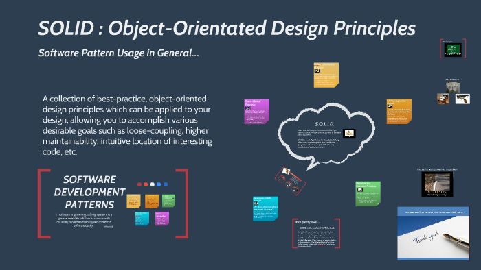 Copy Of Solid Object Orientated Design Principles By Ashok Kumar