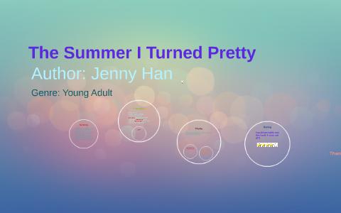 The Summer I Turned Pretty by Carlee Fero on Prezi