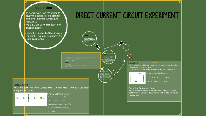 DIRECT CURRENT CIRCUIT EXPERIMENT by nurul ain on Prezi