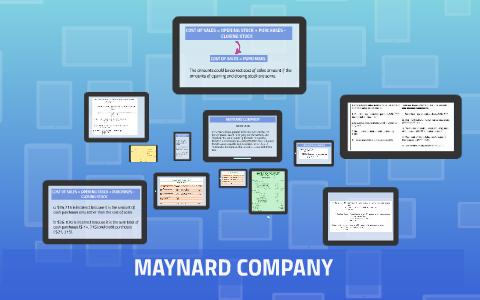maynard company