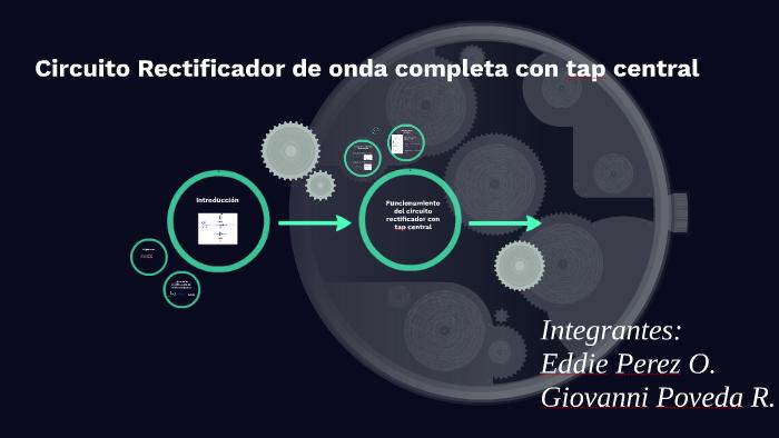 Circuito Rectificador : → cómo construir un rectificador geniolandia