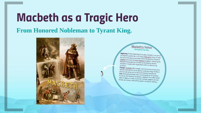 Macbeth as a tragic hero by ian hamilton on prezi