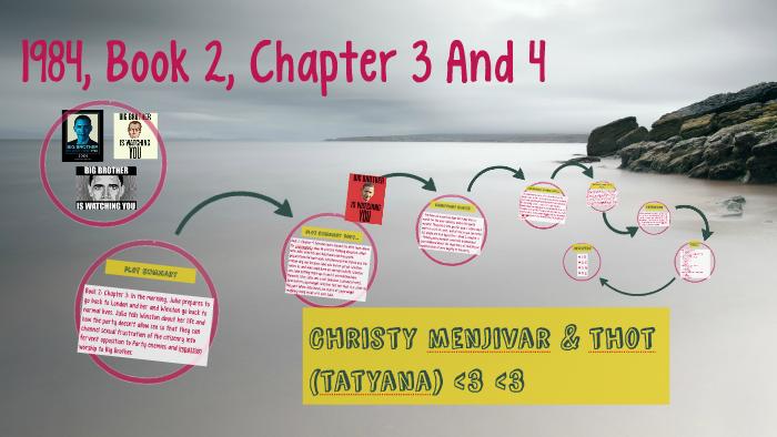 1984 Book 2 Chapter 3 And 4 By Christy Menjivar On Prezi