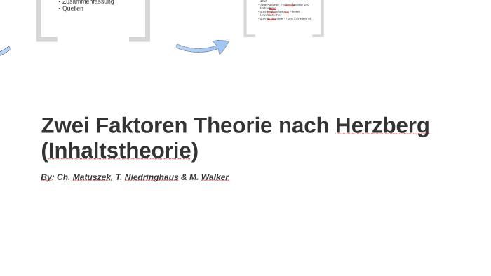Herzberg theorie