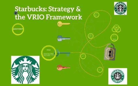 vrio framework starbucks
