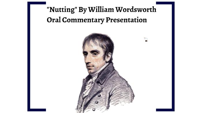 nutting william wordsworth