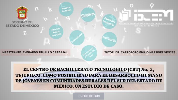 Los Centros De Bachillerato Tecnológico Cbt Como