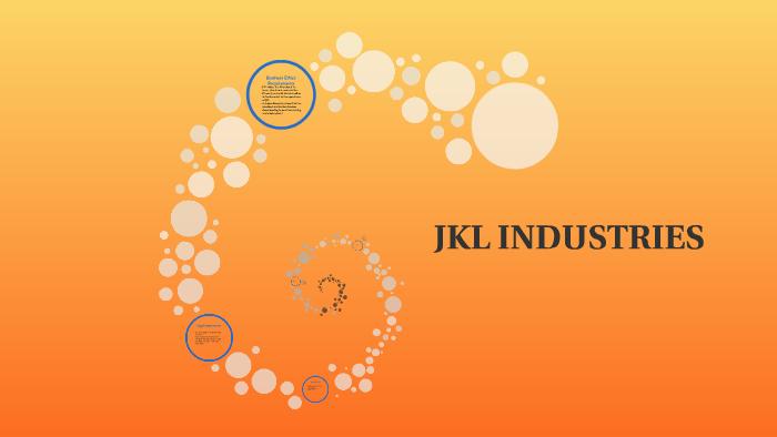 jkl industries assessment 2