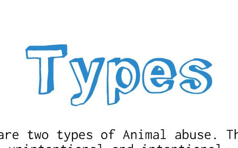 Animal Abuse by ian balish on Prezi
