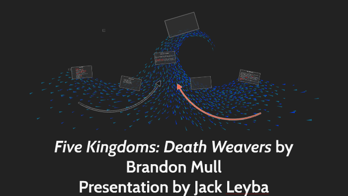 Death Weaver By Brandon Mull By Jack Fredward On Prezi