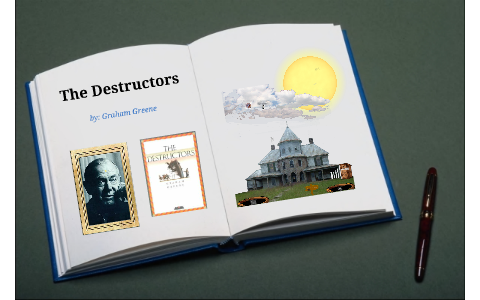 how is suspense created in the destructors