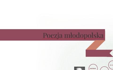 Poezja Młodopolska By Silvia F On Prezi