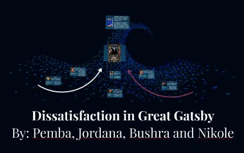 Dissatisfaction in Great Gatsby by Pemba sherpa on Prezi
