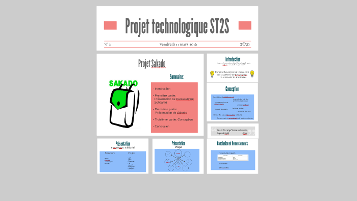 Projet Technologique St2s By Aep Ggb On Prezi