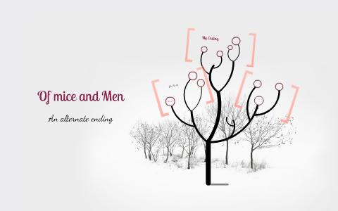 of mice and men alternate ending