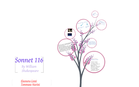 sonnet 116 structure analysis