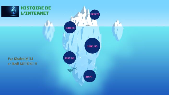L'Histoire d'INTERNET by G11seconde7 G11seconde7 on Prezi Next