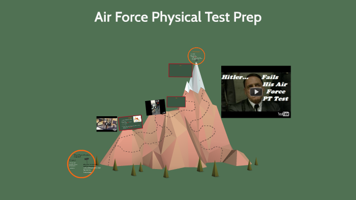 Air Force Physical Test Prep by richard ricciuti on Prezi