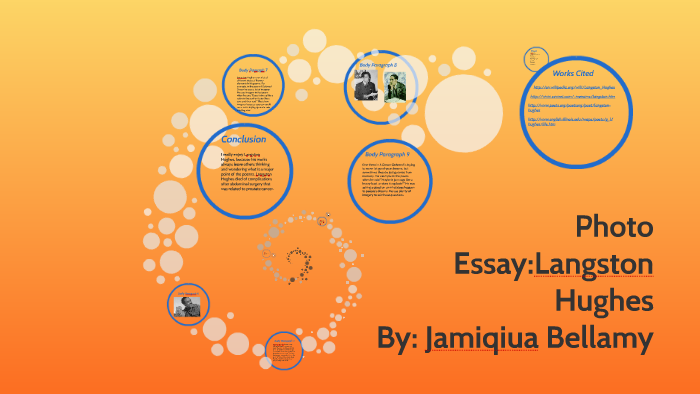 Photo Essaylangston Hughes By Jamiqiua Bellamy On Prezi  Instant College Papers For Sale also Topics For A Proposal Essay  Healthy Eating Habits Essay