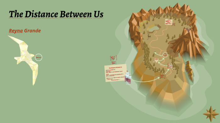 The Distance Between Us By Carolyn Rosales On Prezi