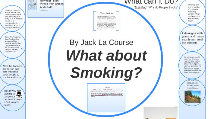 What about Cigarettes? by Jack La Course on Prezi