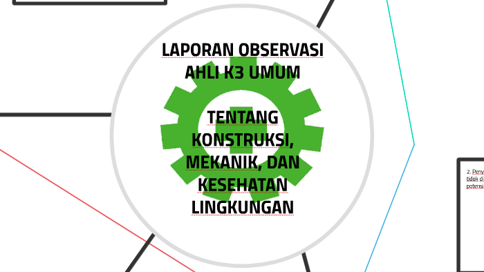Laporan Observasi Ahli K3 Umum By Citra Dky