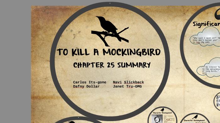 to kill a mockingbird summary chapter 25