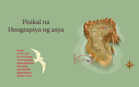 Pisikal na Heograpiya ng asya by Micko Parani on Prezi